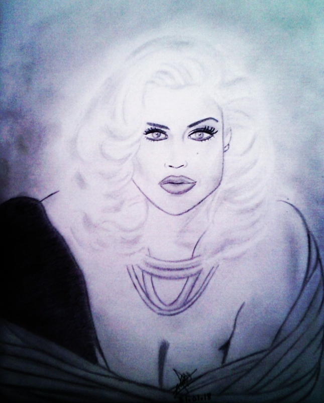 Anna Nicole Smith by aline17